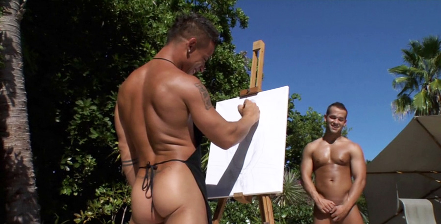 фото мужчин голих гей