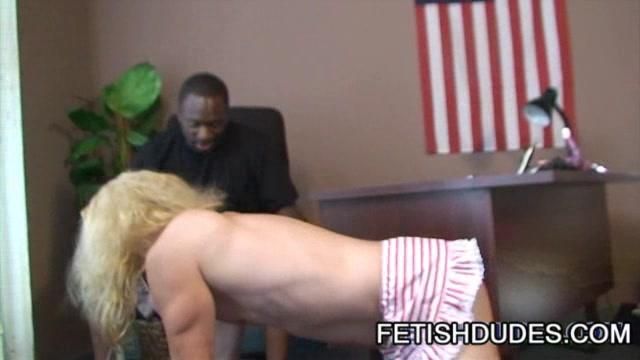 Ebony dilf