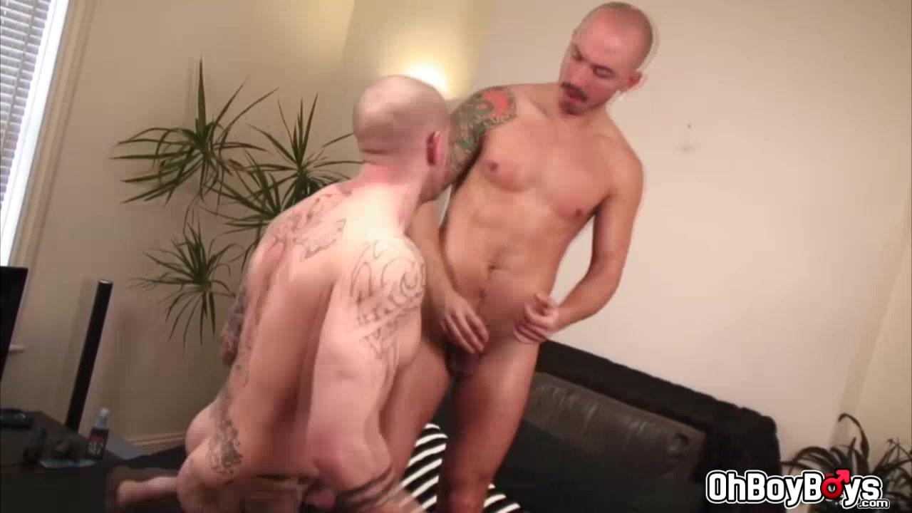 Big dick hard anal