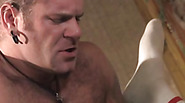 horny mature hunk with hair ass fucks a smooth tattooed stud