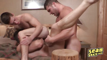 Blowjobs and Ass Rims Heat Up for Wilder Anal Sex Positions