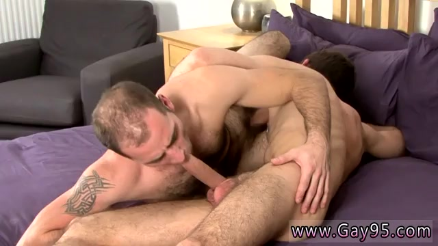 Naked gay men masturbating