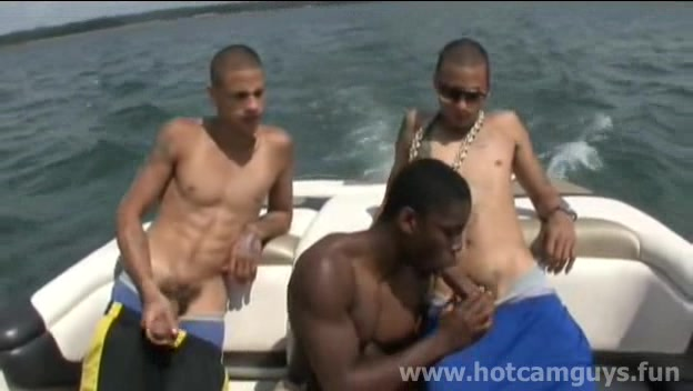 Black gay gets analed