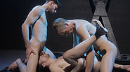 Scotty Zee and Dalton Briggs in 3some