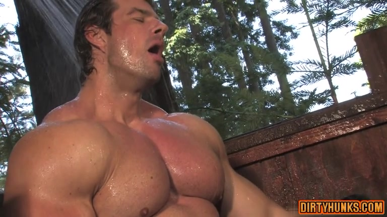 Cute Gay Guy Gets Lavish Cumload