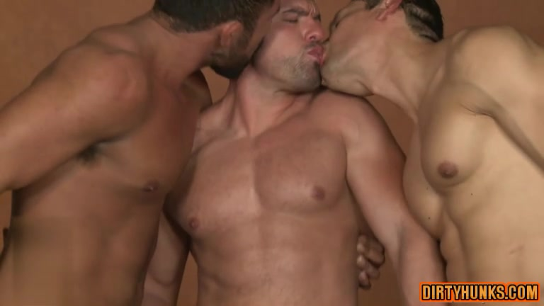 Muscle three some