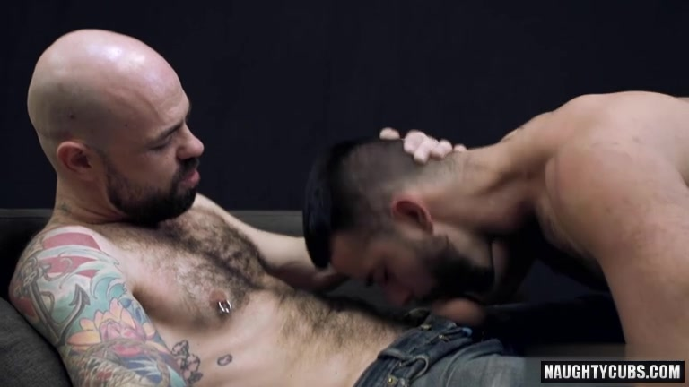 gays anal sex ends with cumshots