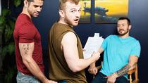 Loose up audition - Mark, Archer, Jason