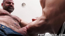 Cock hungry step son services stepdads cock like a pro