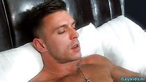 Hot jock anal sex with cumshot