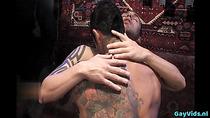 Arab gay anal with anal cumshot