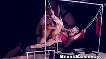 Bears and jocks bareback fucking in lustful compilation